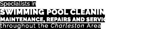 Swimming Pool Maintenance And Repair Charleston Sc The